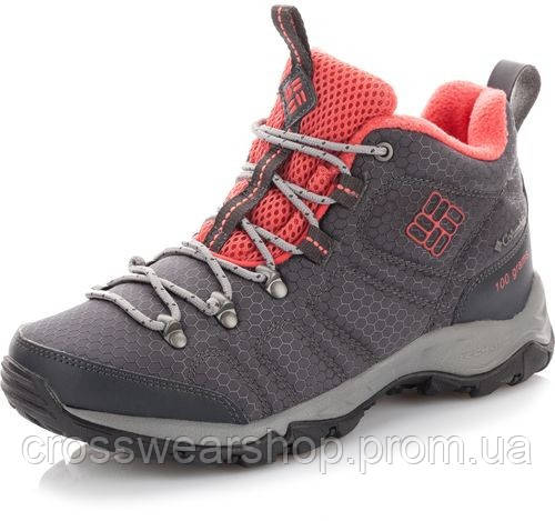 Женские ботинки Columbia Firecamp Mid Fleece - crosswearshop.com.ua в Киеве 31de3d6091f50
