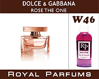 Духи Royal Parfums (рояль парфумс) Dolce&Gabbana ROSE THE ONE 100 мл №46
