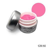 Ярко-розовый гель для лепки