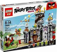 Конструктор Angry Birds Lepin 19006  аналог LEGO 75826  Замок Короля Свинок