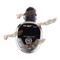 Автомобильный MP3 плеер FM передатчик прикуривателя Пульт ДУ ай-568 4gb