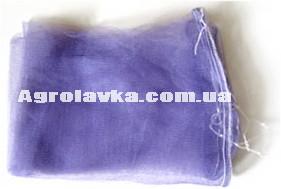 Овощная сетка с мелкой ячейкой фиолетовая (капрон)