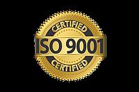 УРА!!! Мы получили сертификат ISO!!!