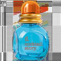3301 Faberlic. Туалетная вода для женщин Faberlic Cocktail Story, 30 мл. Фаберлик 3301.