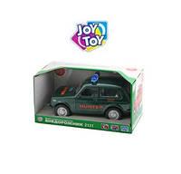 """Joy Toy Инерционная машина """"Hunter 2121"""""""