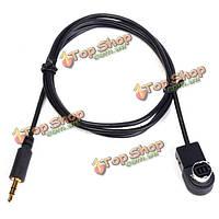АПС автомобиль аудио кабель 3.5 мм для JVC KS-u58aux входного mp3 Сделать ставку PD100 U57 U29