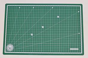 Коврик поверхность для резки прочный 3мм,45х30 см (А3) (пр-ль Тайвань)