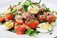 Правильне харчування: ТОП-5 ідей для салатів легкого вечері