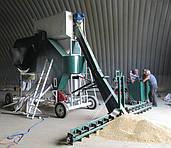 Зерновой сепаратор ИСМ - собственная разработка ХЗЗО