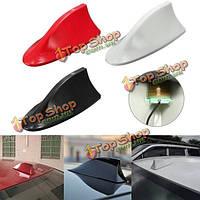 Автомобиль сув антенна на крыше плавник специальный радио фм акулы антенный сигнал универсальный