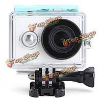 Водонепроницаемый чехол для Xiaomi Yi Спорт камеры для дайвинга 40M