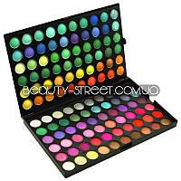 Профессиональные тени для век МАС 120 оттенков №6 Полноцветные