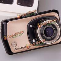 A17 Автомобильный видеорегистратор видеокамера FullHD 1080p 3-дюйма ЖК-дисплей камеры автомобиля видеомагнитофон