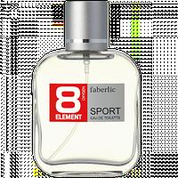 3221 Faberlic. Туалетная вода Faberlic для мужчин 8 ELEMENT SPORT. Фаберлик 3221.