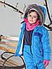 Теплая курточка для девочек (в расцветках)