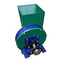 Корморезка ручная барабанная ПОФ1: стальная терка, 300 кг/ч, подключение к двигателю, 15 кг