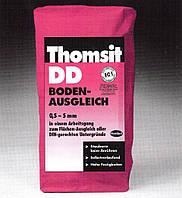 Самовыравнивающаяся (нивелир) смесь для пола DD THOMSIT церезит