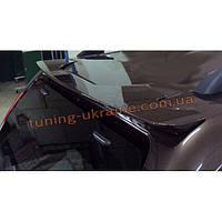 Задний спойлер для кунга Aeroklas LUX на Volkswagen Amarok 2010