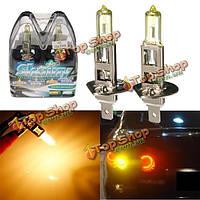 2X Н1 ультра 5900k автомобиль света тумана ксенона газ галогенная лампа передней фары