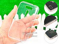 Ультратонкий 0,3мм силиконовый чехол для Asus Zenfone 2 Laser ZE500KL