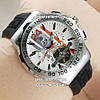 Часы TAG Heuer Calibre S (Механика) Класс: AAA. Silver/Silver