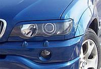 Реснички бровки тюнинг BMW X5 E53 до рестайл