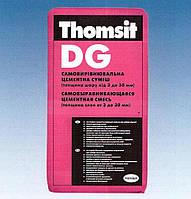 Самовыравнивающаяся (нивелир) смесь для пола DG Церезит (Томзит)