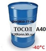 Охлаждающая жидкость Тосол А 40 (этиленгликоль 52%)