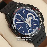 Часы Tag Heuer Grand Carrera Calibre 36 (Механика) black/silver