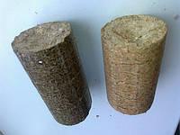 Топливные брикеты из различных пород дерева