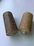 Топливные брикеты из различных пород дерева, фото 2