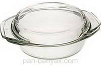 Кастрюля 1,5л d20,5 см h9,3 см жаропрочое стекло Simax