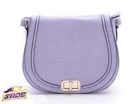 Сиреневая потрясающая женская сумочка-клатч  Balifod 797 ( новинка весла, осень, лето )