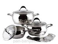 Harmony Набор посуды 7 предметов нержавейка Vinzer