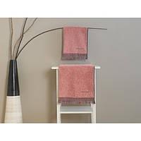 Полотенце махровое Marie Сlaire Colza розовое 50*90