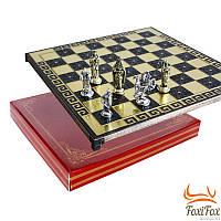 "Эксклюзивные шахматы ""Крестоносцы"" Marinakis, фото 1"