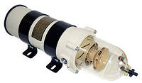 RACOR 1000FH Сепаратор дизельного топлива, влагоотделитель без подогрева, Racor TURBINE серия 1000FH, 10 мкм