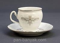 Bernadotte (Тонке мереживо) Чайный сервиз на 6 персон 17 предметов 240мл фарфор Thun
