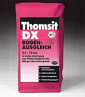 Самовыравнивающаяся (нивелир) смесь DX THOMSIT