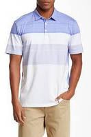 Сиреневая футболка-поло Calvin Klein, фото 1