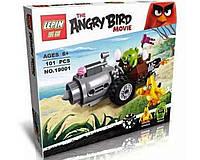 Конструктор Lepin 19001 Angry Birds Побег на автомобиле