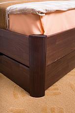 Кровать деревянная с ящиками София V фабрика Олимп, фото 3