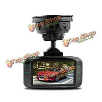 Dome GF100 FullHD 1080P Car DVR 2.7 LTPS 170 Degree Wide Angle Lens
