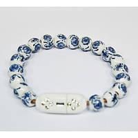 Кабель-браслет Shamballa iPhone 5/6 ceramic