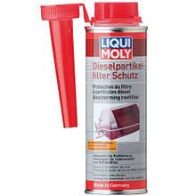 Присадка для захисту дизельного сажового фільтра DPF Liqui Moly