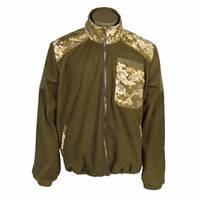 Куртка флисовая армейская.Пиксель.