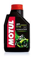 Моторное масло Motul 100 2T 4л