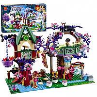 Конструктор Bela Fairy 10414 аналог Lego Elves Убежище Эльфов, 507 дет