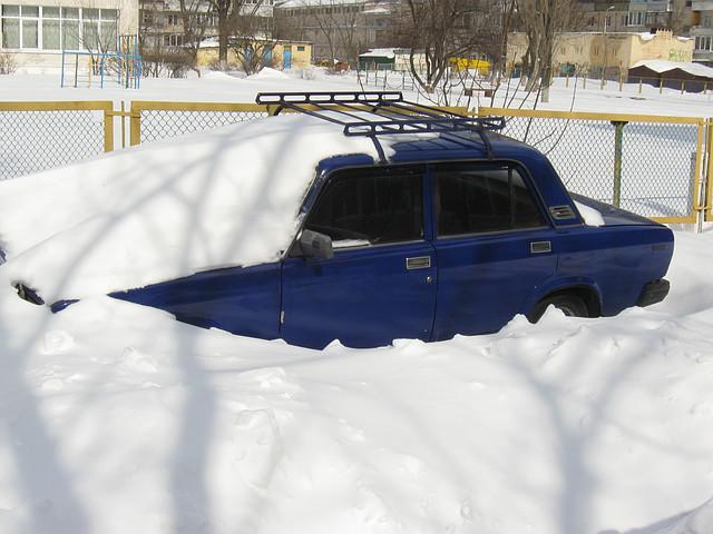 Готовимся к снегопадам и метелям