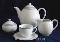 Opal Чайный сервиз на 6 персон 17 предметов 270мл фарфор Thun